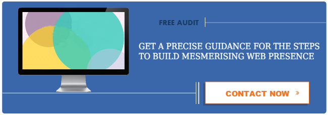 Free Audit Footer Call to Action